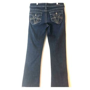 Kut from the kloth high rise boot Natalie Jeans 6